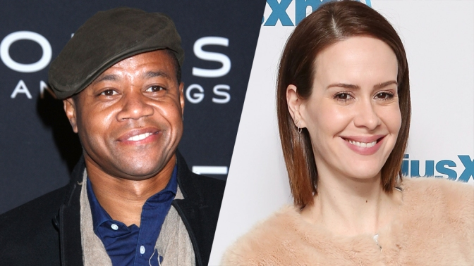 Cuba Gooding Jr. and Sarah Paulson Cast As O.J. Simpson and Marcia Clark in FX's 'American Crime Story'